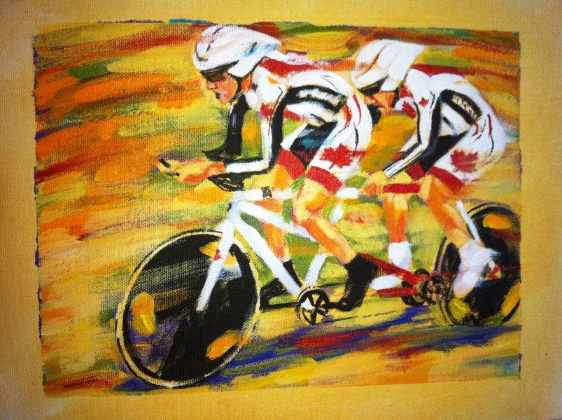 Tandem Paralympique